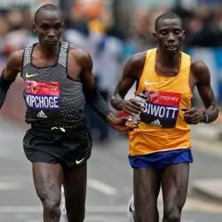rosa associati, biwott stanley, london marathon, nike rosa team