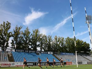 Test Rugby Zebre